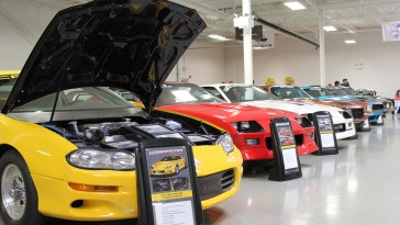 Lingenfelter Chevrolet Camaro Collection