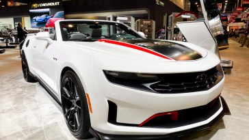 Camaro LT1 Concept SEMA Show