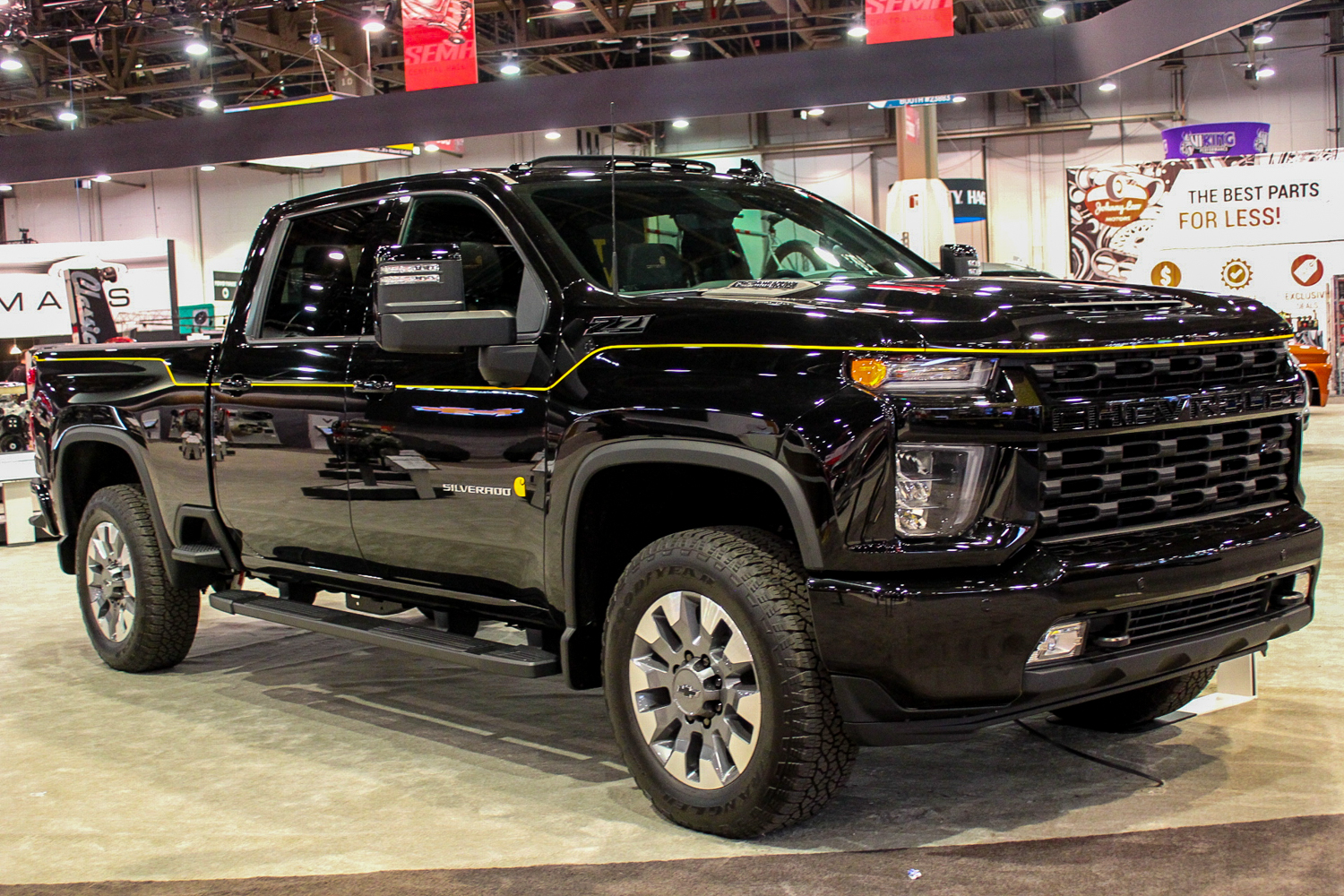 2021 chevrolet silverado special editions heading to