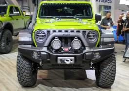 Jeep Wrangler AEV370 SEMA 2019