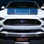 Electric Ford Mustang
