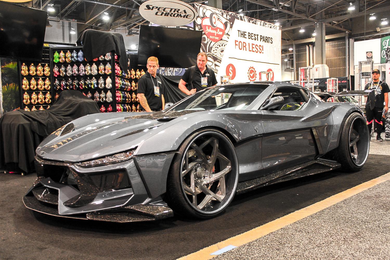 Car Body Kits >> The Valarra Corvette Is The Most Insane Body Kit We Ve Ever Seen