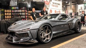 Valarra Corvette