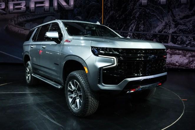General Motors SUV