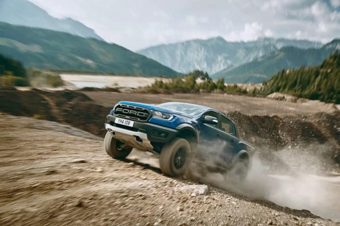 Ford Ranger Raptor Tremor Wildtrak