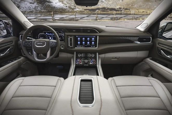 2021 GMC Yukon XL Denali 2022 GMC Sierra 1500 2022 Chevrolet Silverado 1500