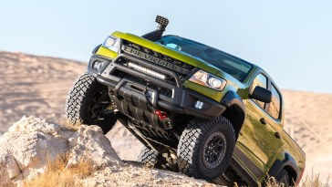 2020 Colorado ZR2 Bison