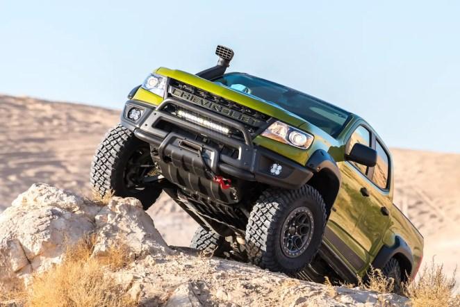 2020 Colorado ZR2 Bison
