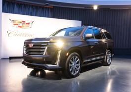2021 Cadillac Escalade Platinum