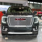 2021 Gmc Yukon Family Will Offer Illuminated Badges