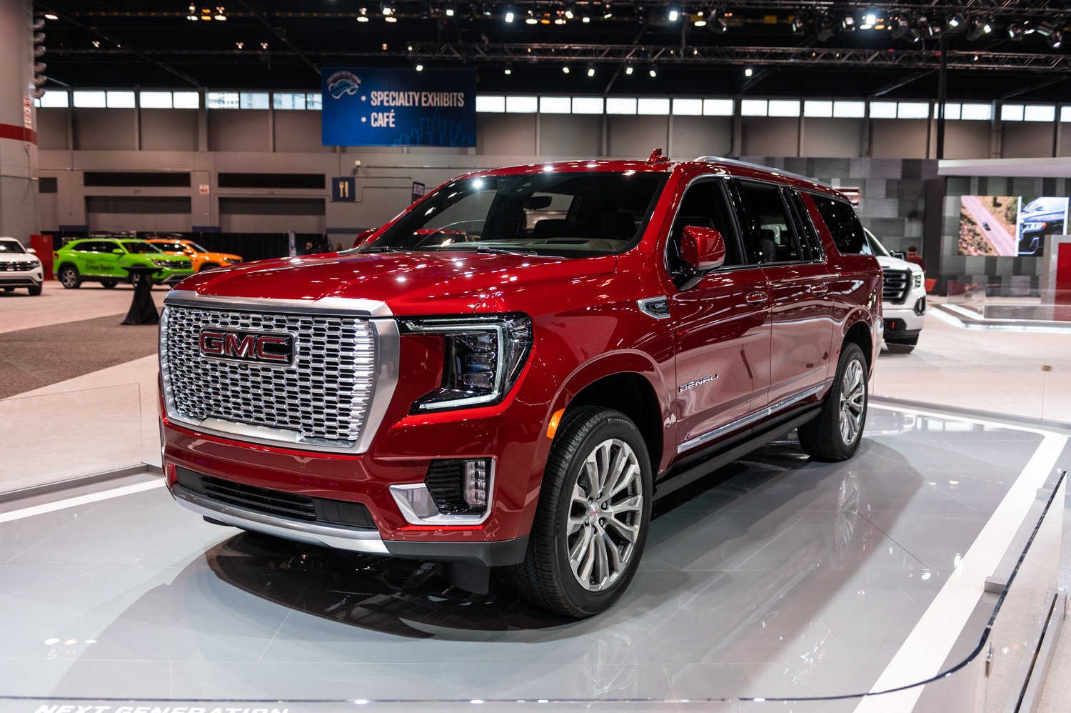2021 gmc yukon denali deluxe package will be an elite suv