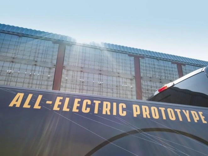 2021 2022 2023 Ford F-150 Electric Vehicle EV
