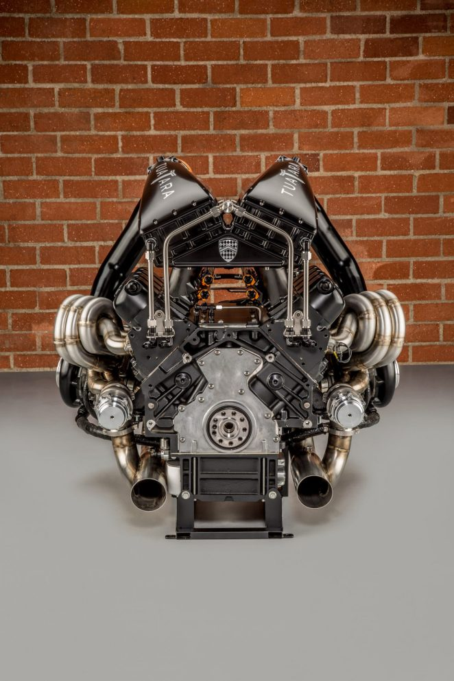 5.9L twin-turbo V8 Engine built by Nelson Racing Engines