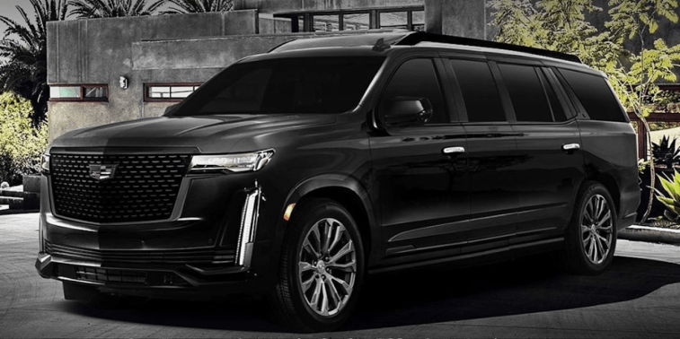 2021 cadillac escalade could get even bigger thanks to lexani