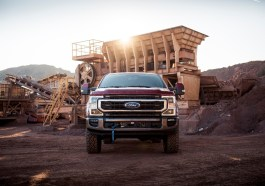 Ford F-250 Tremor