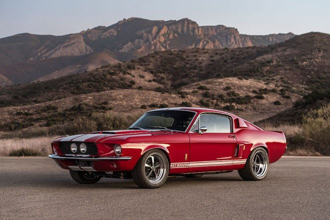 Classic Restorations Shelby Mustang GT500CR