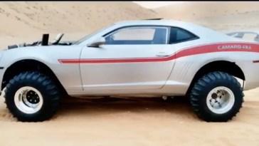 4x4 Camaro ZL1