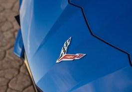 C8 Corvette Chassis