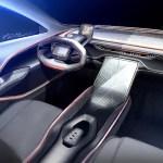Future Ford F-150 Raptor interior