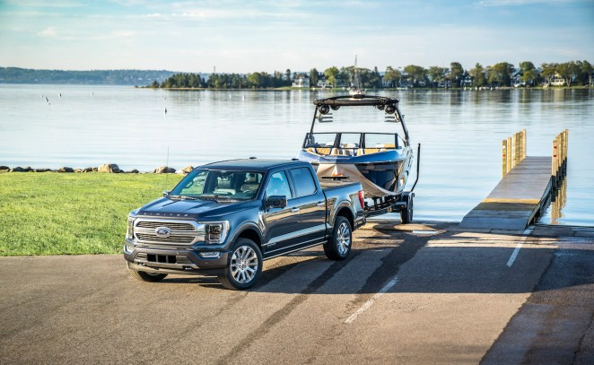 2021 ford f-150 max towing maximum tow rating