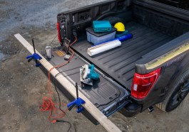 2021 Ford F-150 Tailgate