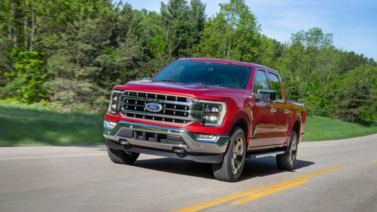 2021 Ford F-150 Engines Specs Info HP Torque Towing Payload