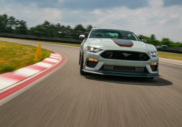 2021 Ford Mustang Mach 1 Handling Package