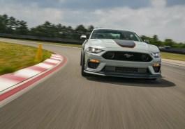 2021 Ford Mustang Mach 1 Handling Package