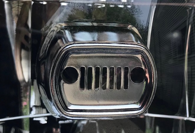 Jeep Easter egg