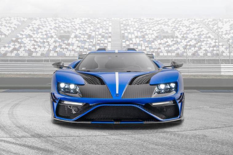 Le Mansory Ford GT