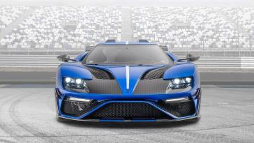 The Le Mansory Is A Ford Gt With A Wild New Body