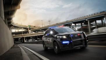 2020 Ford Explorer PPV