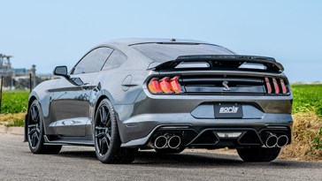 Mustang Shelby GT500 Exhaust