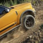 2021 Bronco Sport First Edition Cyber Orange