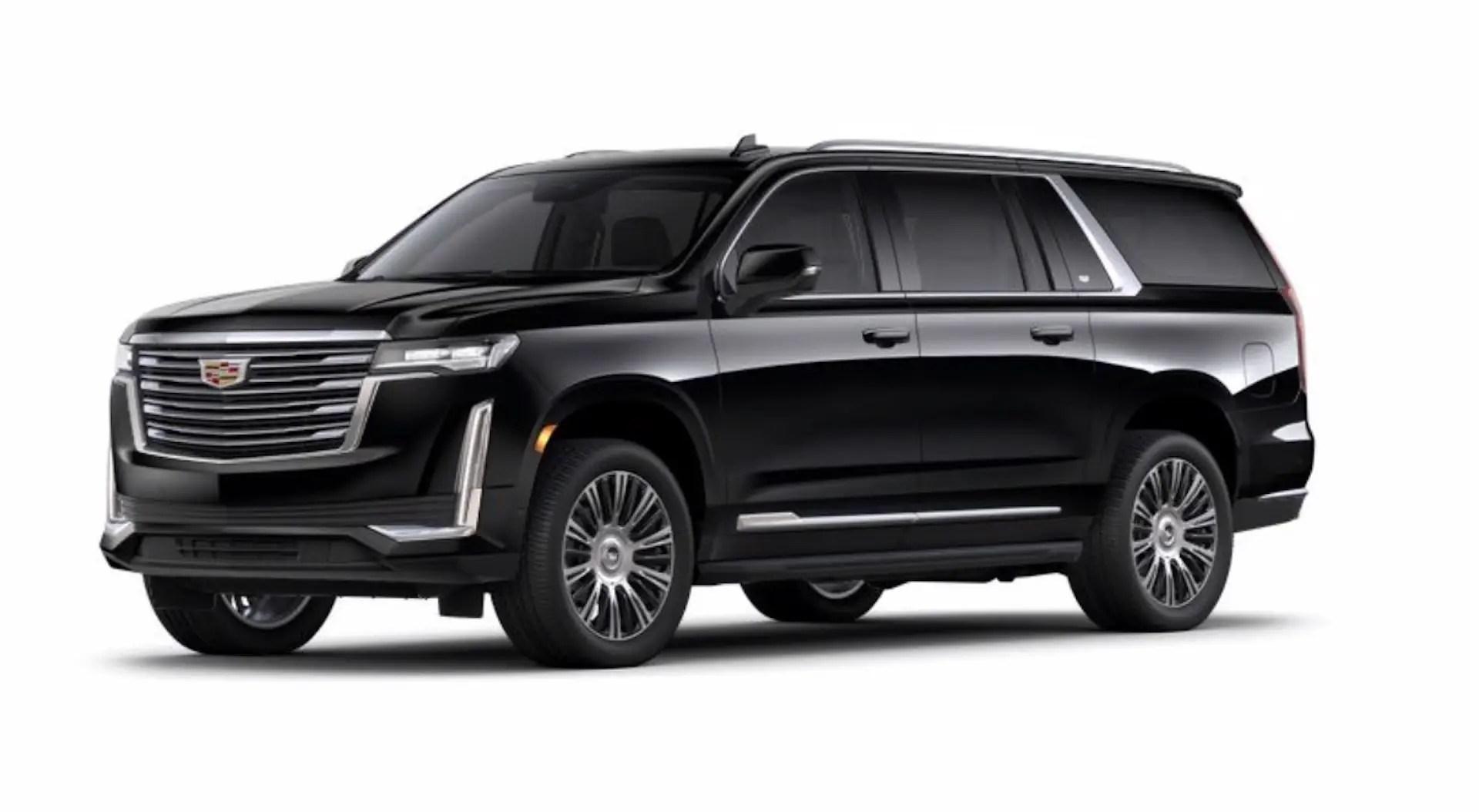Most Expensive 2021 Cadillac Escalade Tops $115,000