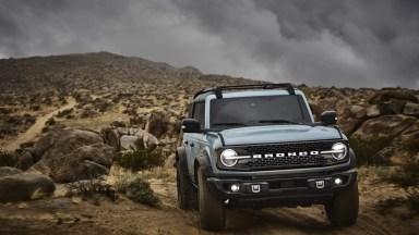 2021 Ford Bronco Badlands Sasquatch Package