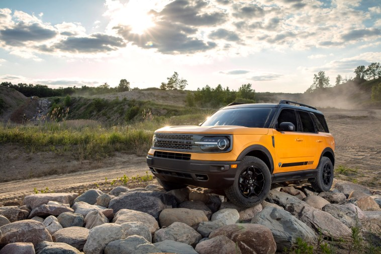 2021 Ford Bronco Sport First Edition All Details Muscle Cars
