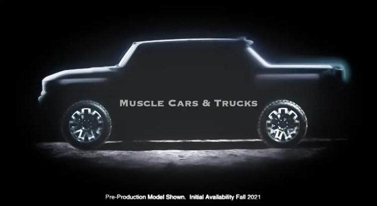 2022 GMC Hummer EV Pickup Truck