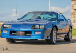 1991 Chevrolet Camaro Z/28 1LE