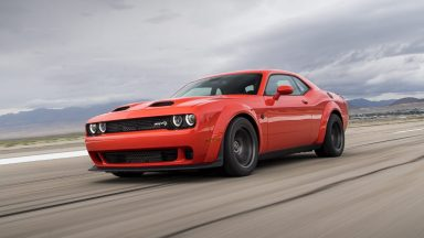 2021 Dodge Challenger Super Stock Hellcat