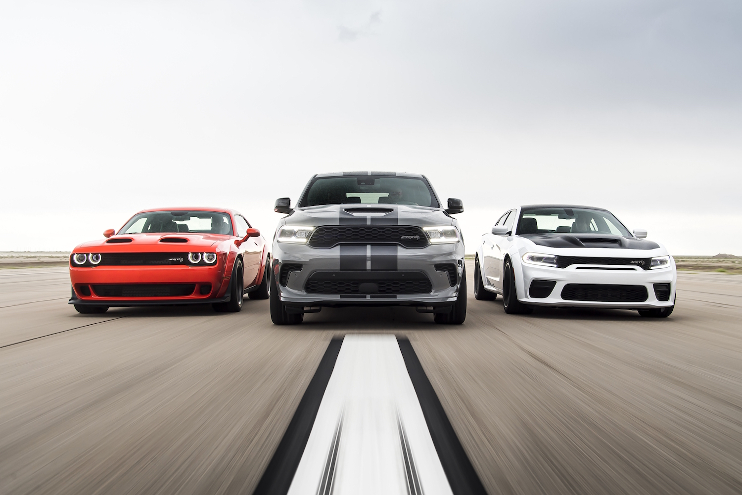 watch: the 2021 dodge muscle car lineup reveal