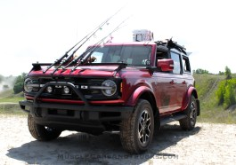 2021 Ford Bronco Outer Banks Fishing Guide Concept