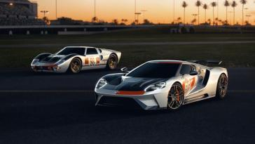 Ford GT GT40 Heritage Edition 2021 Jim Farley
