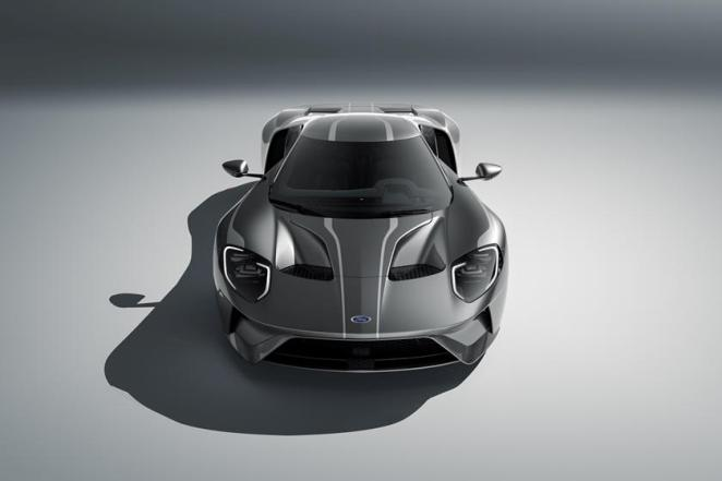 2021 Ford GT Heritage Edition.