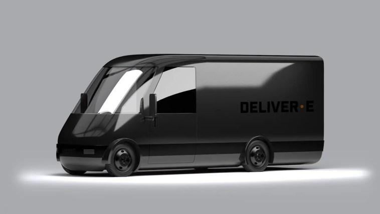 Bollinger Motors DELIVER-E Electric Van