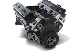 350 small-block V8 crate engine GM