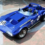 Corvette Grand Sport Duntov Continuation Car