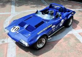 Corvette Grand Sport Duntov Continuation Car