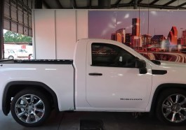 GMC Sierra Short Bed