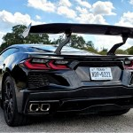 C8 Corvette C8.R Wing Kit